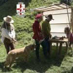 More Ianuensis a Borgo Fornari