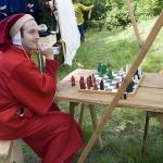 Giocando a scacchi