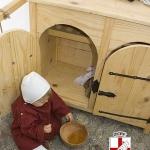 Bambino medievale