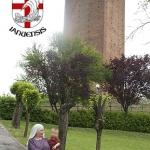 Sotto la torre di San Salvatore Monferrato