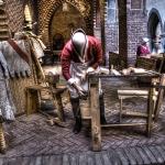 Artigiano in bottega