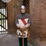 Balestriere genovese di guardia